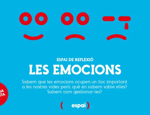 (    espai) de reflexió: Les emocions